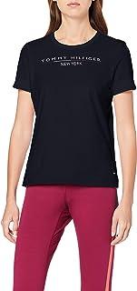ShirtTop T E Bluse itTommy Amazon DonnaAbbigliamento Hilfiger gf6Yvb7y