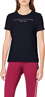 TOMMY HILFIGER Women's Organic Cotton New York T-Shirt