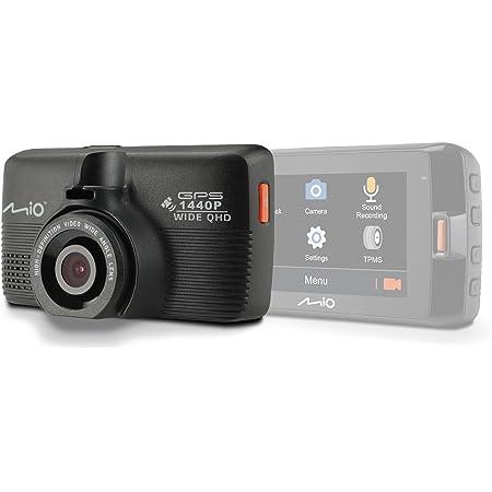 Mio Mivue Dashcam Und Dvr Fürs Auto Mit Gps Und Radarfallen Erkennung Mivue 751 Schwarz 30w 30l Navigation