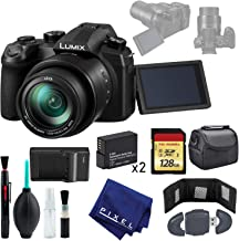 $897 » Panasonic Lumix DC-FZ1000 II Digital Camera - Card Wallet & Reader - 128GB Card - CASE - DMW-BLC12 Battery x2 - Rapid Charger