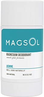 Sponsored Ad - MAGSOL Magnesium Deodorant 3.2 oz (Jasmine)