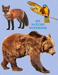 My Nature Journal: Learning Made Fun (Ages 4-7) (Charlotte Mason Nature Journal)
