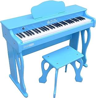 Schoenhut My First Piano Tutor 61-Key Blue