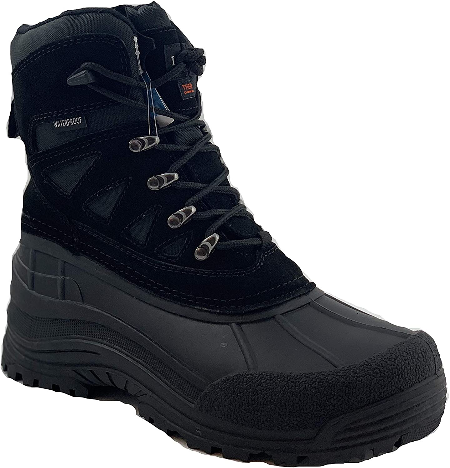 Labo Pro Men's Warm Winter Ranking TOP20 Max 57% OFF Insulated Shoes Waterproof Boots Snow