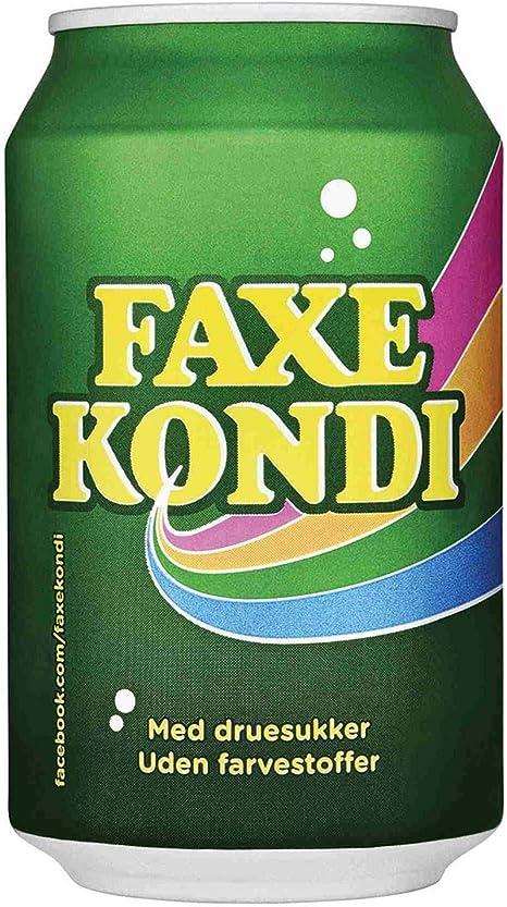 Faxe Kondi Song