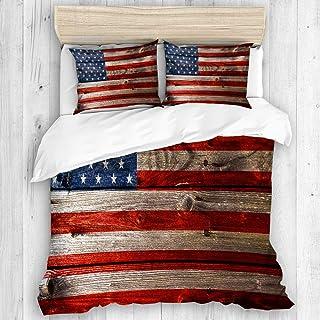 Copripiumino Singolo Bandiera Americana