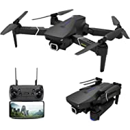 GPS Drone with 4K Camera for Adults,EACHINE E520S 5G WiFi FPV Live Video Foldable Drone GPS...