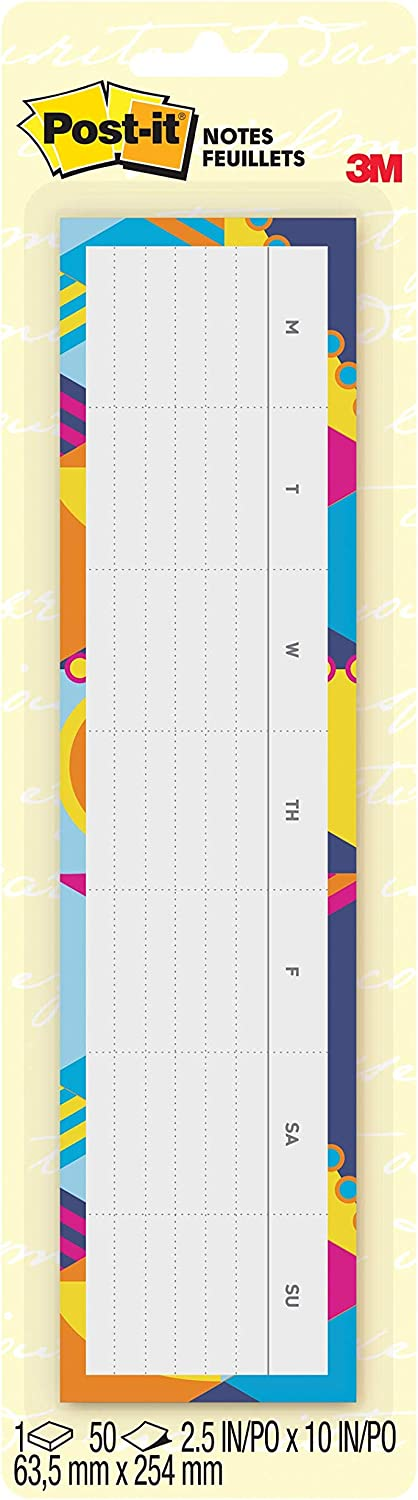 Post-It174; Marble Calendar White Pad Sales for sale Discount mail order