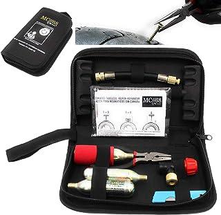 Kit Repara pinchazos Moto / Kit Reparaciòn Llantas / CO2 / Kit Repara Pneumaticos Moto