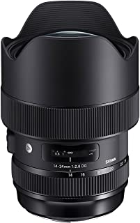 Sigma 14-24mm F2.8 DG HSM, Black (212956) for Sigma