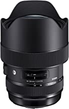 Sigma 14-24mm F2.8 DG HSM, Black (212955) for Nikon