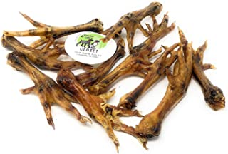 are dehydrated chicken feet safe for dogs