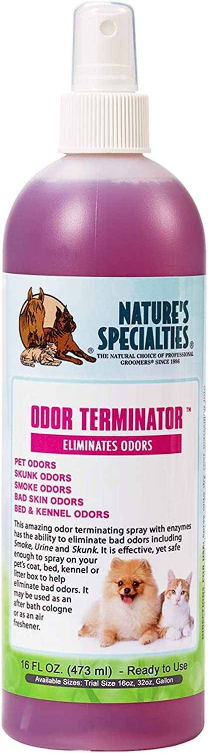 Nature's Specialties Free Shipping Cheap Bargain Gift Odor Terminator for specialty shop Spray Pets