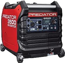 Best predator 3000 generator Reviews