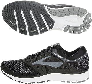 Brooks(ブルックス) レディース 女性用 シューズ 靴 スニーカー 運動靴 Revel - Black/Anthracite/Primer Grey [並行輸入品]