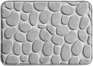 HX916763 Tappeto Antiscivolo massaggiante Vasca 500gr in PVC Bianco GIRM