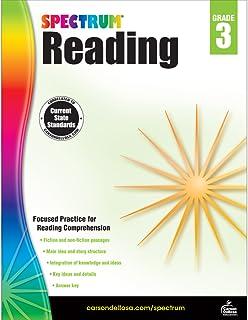 Spectrum   Reading Workbook   Grade 3, Printable