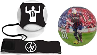 iSport Gifts #7 Ronaldo # 10 Messi Kids Soccer Ball ✓...