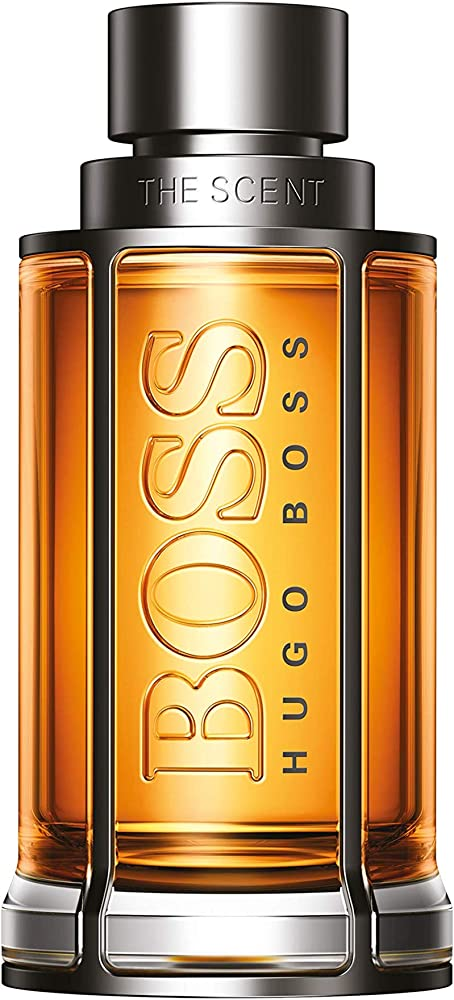 Hugo boss, boss the scent, eau de toilette,profumo per uomo,200 ml 737052972343