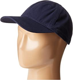 Croc Gabardine Cotton Cap