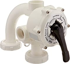 Pentair 261173 1-1/2-Inch Multiport Valve Replacement Pool/Spa D.E. and Sand Filter