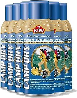 Kiwi Camp Dry Fabric Protector, 10.5 OZ (Pack - 4)