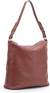 GLADDON Hobo Bags for Women Large Shoulder Bag Brown