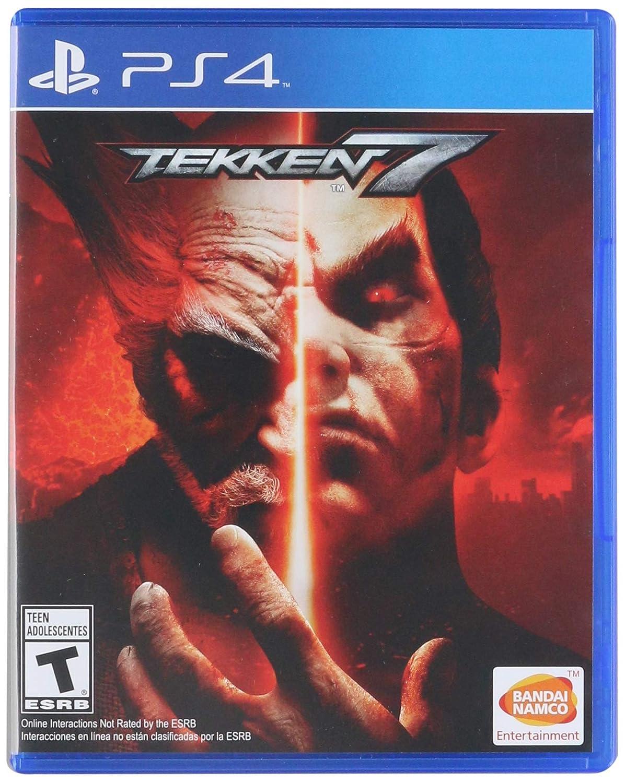 Tekken 7 Cover Art