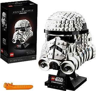 LEGO Star Wars Casque de Stormtrooper, jeu de construction, Modèle à construire et collectionner,  647pièces, 75276