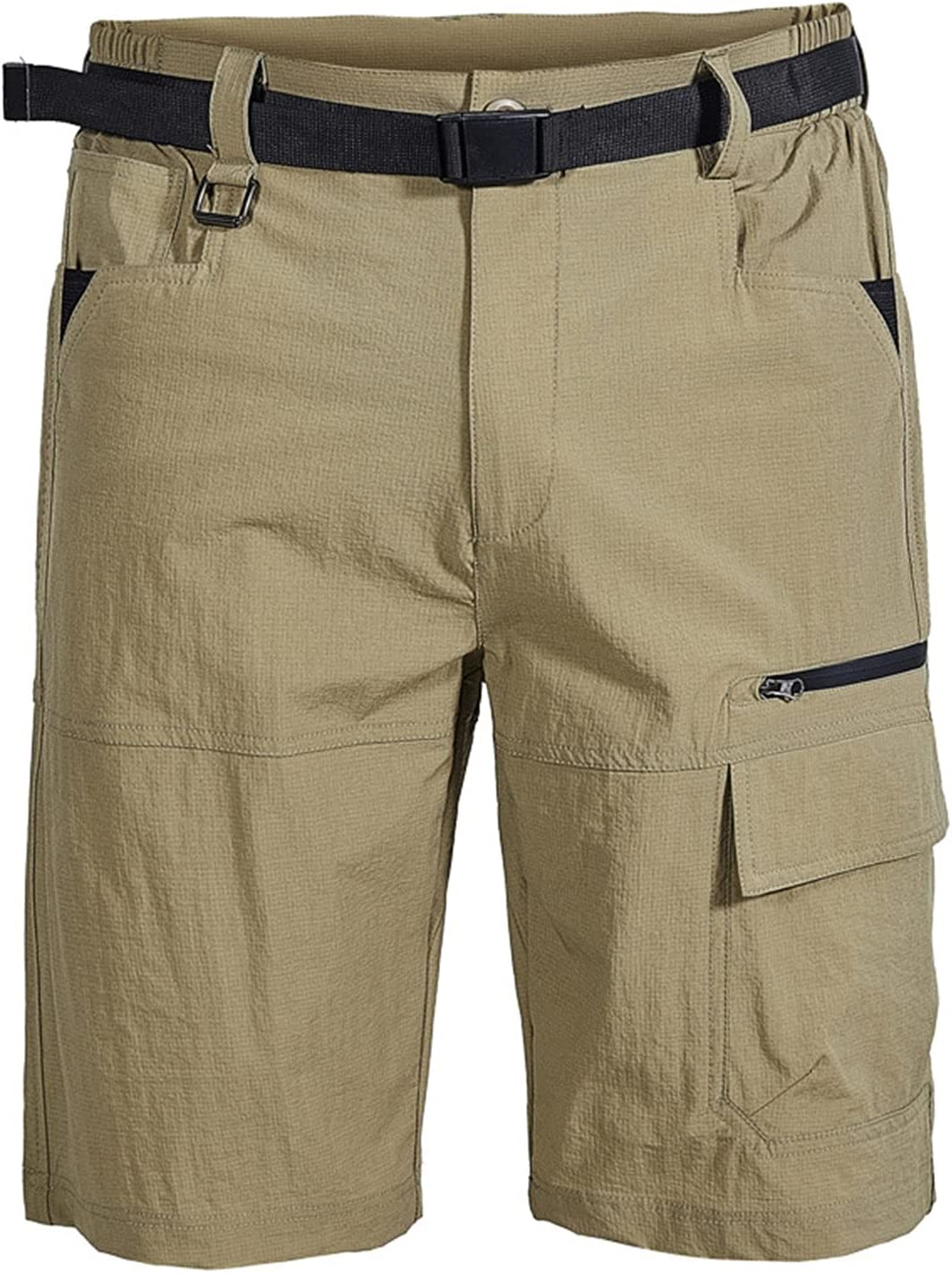 1 year warranty Quick Dry Casual Cargo Shorts Wholesale for Hiking Fishing Lightweight Men