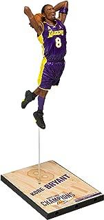 McFarlane Toys Kobe Bryant 2002 NBA Finals Action Figure