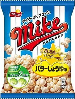 フリトレー マイクポップコーン バターしょうゆ味 50g×12袋