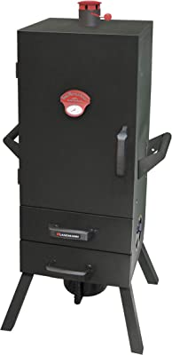 Landmann USA 3495CLA Smoky Mountain 34-Inch Vertical Charcoal Smoker