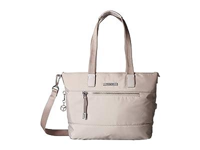 Hedgren Glaze RFID Tote (Zinc) Tote Handbags