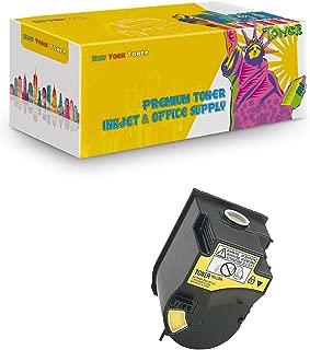 New York TonerTM New Compatible 1 Pack TN310Y G4053-501 High Yield Toner for Konica-Minolta : BizHub C350   C351   C450. --Yellow