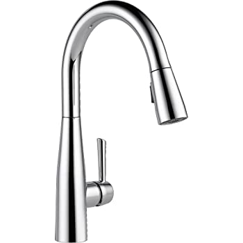 American Standard Fairbury Single Handle Pull Down Sprayer Kitchen Faucet In Chrome Amazon Com