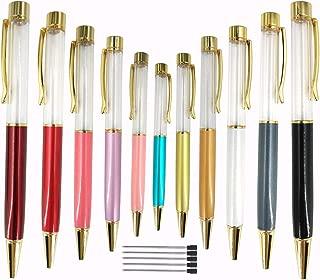 WUKADA 11本 ハーバリウム ボールペン セット DIY 手作りキット 本体のみ ハーバリウムペン
