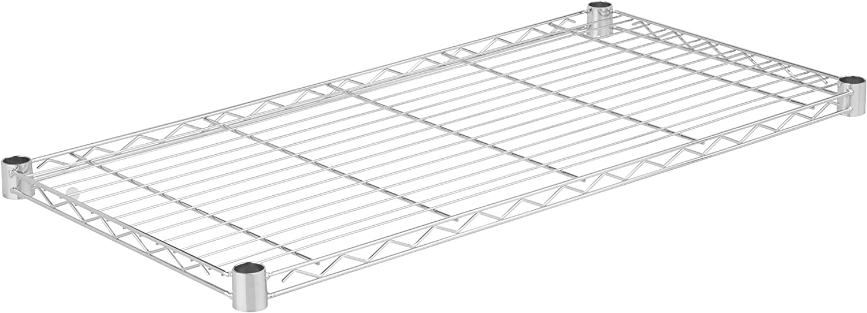 Washington Mall Honey-Can-Do SHF350C1836 Steel Wire Shelf for famous Shelving Uni Urban