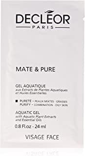 Decleor Mate & Pure Mask Vegetal Powder For Combination To Oily Skin, 10 count
