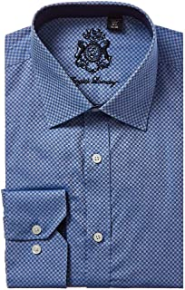 English Laundry Pattern Dress Shirt