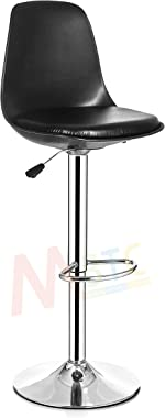 MBTC Rapid High Bar Chair/Kitchen Stool in Black