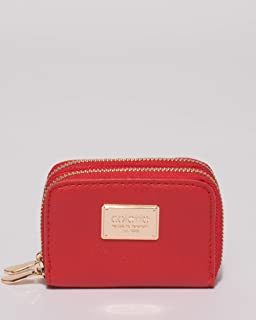 Red Debbie Zip Purse