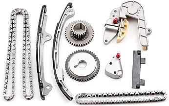 OCPTY Timing Chain Kit fits for 2002-2006 Nissan Altima Sentra 2.5L DOHC QR25DE