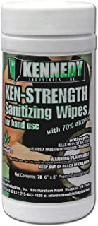 KenStrength Wipes - 25 Count