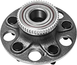 Rear Wheel Hub and Bearing Assembly Left or Right Compatible Acura RSX Honda Civic AUQDD 512259 [ 5 Lug w/ABS ]