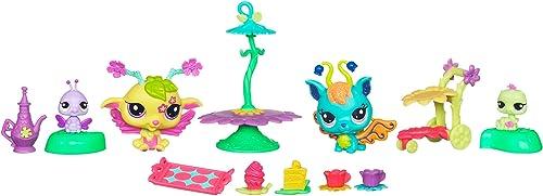 Esperando por ti Pet Hasbro Little Pet Shop Fairies Glistening Garden Moonlit Meadow Meadow Meadow Bryce Rika-chan (japan import)  Seleccione de las marcas más nuevas como