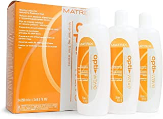 Matrix Opti Wave Waving Lotion Normal/Resistant Perm 3x8.5 Ounce 3x250 Milliliters