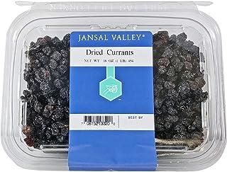 Jansal Valley Dried Currants, 1 Pound, 16 Oz