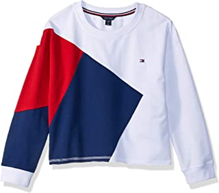 Tommy Hilfiger Big Girls' Sport Pullover Sweater
