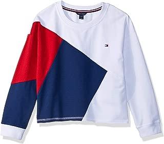 Tommy Hilfiger Girls' Sport Pullover Sweater